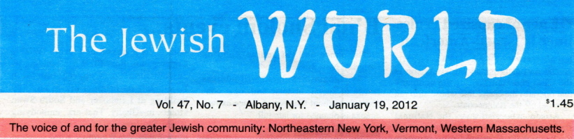 JewishWorld Jan19 2012 header