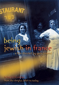 being jewish in France