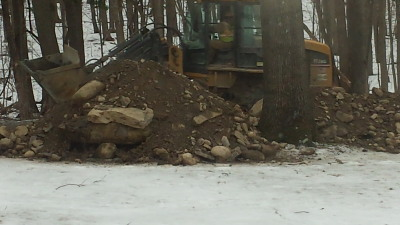 20150119 Construction New Salem South Rd